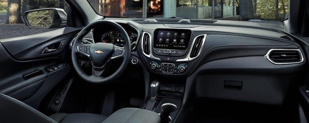 2020 Chevy Equinox Interior Front Seats