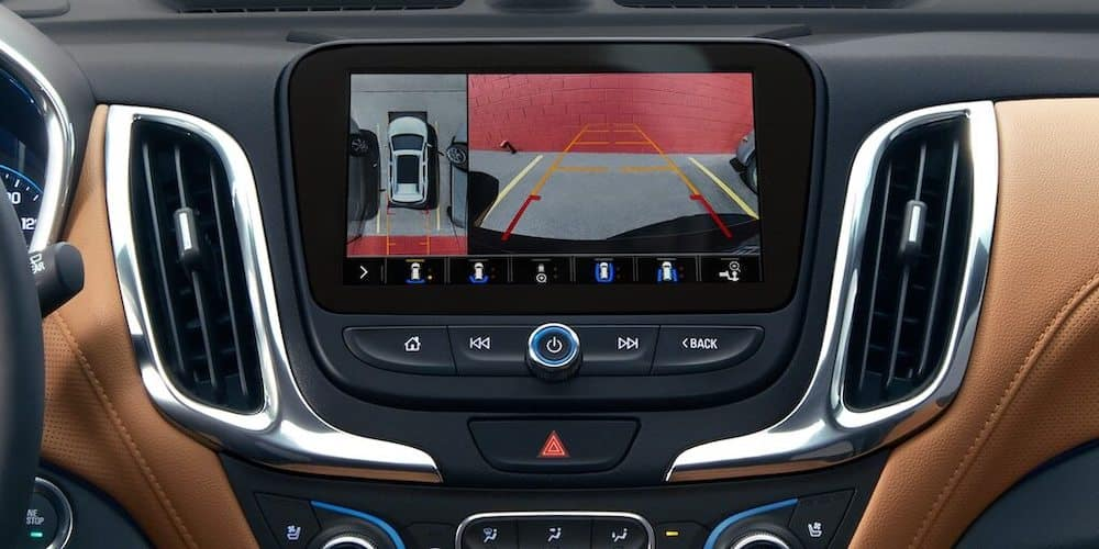 2020 Chevy Equinox Interior Infotainment