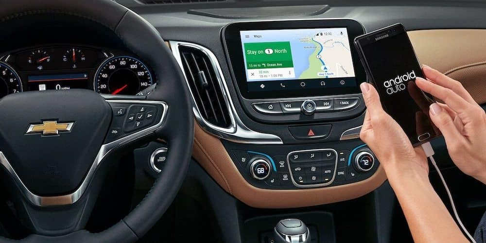 Chevy Infotainment 3 Android Auto