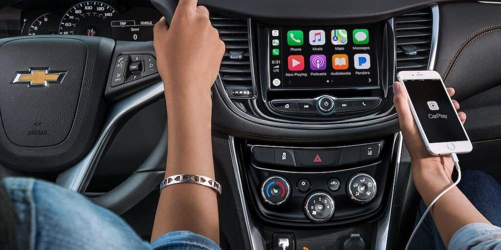 Chevy Infotainment 3 Apple CarPlay