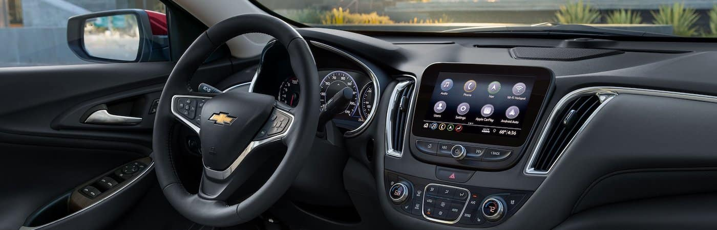 Chevy Infotainment 3 System Header