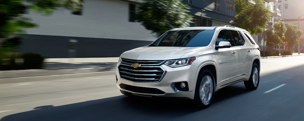 2020 Chevy Traverse Mpg Fwd And Awd Gas Mileage Tom Gill Chevrolet