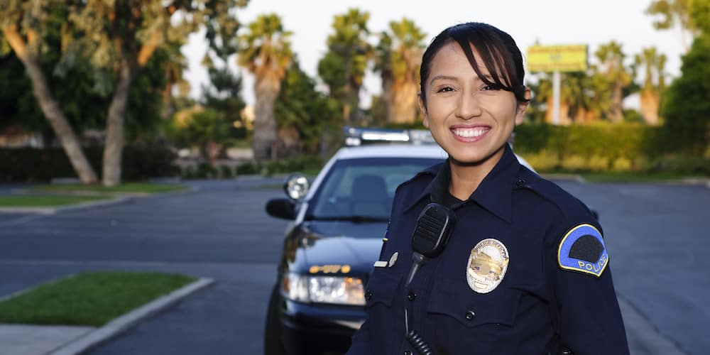 Female First Responder