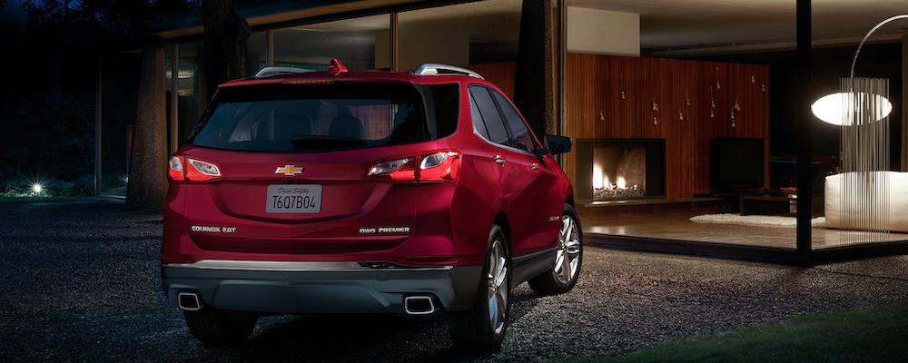 2020 Chevrolet Equinox 2.0T RWD Premier
