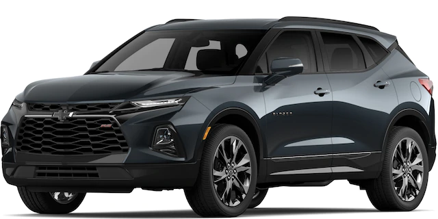 2020 Chevrolet Blazer in Graphite Metallic