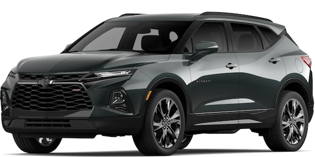 2020 Chevrolet Blazer in Nightfall Gray Metallic