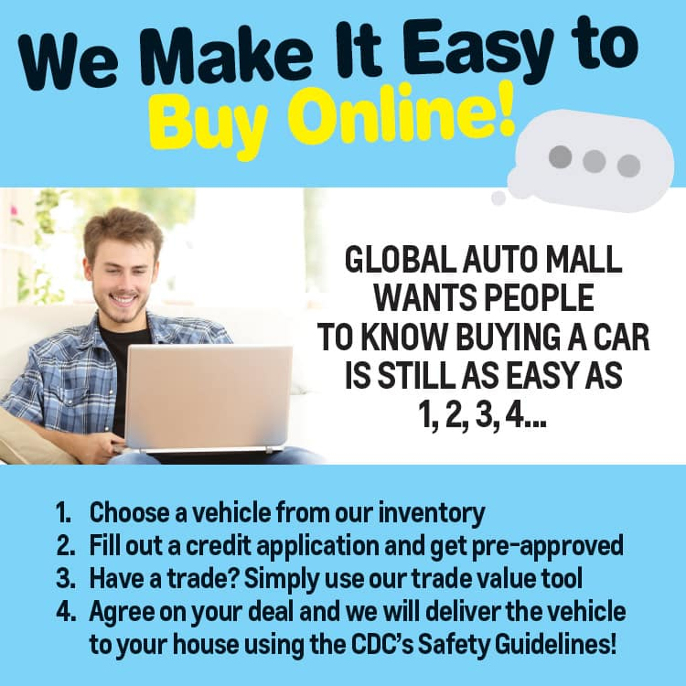 Buy Your Vehicle online Global Kia dealer North Plainfield NJ