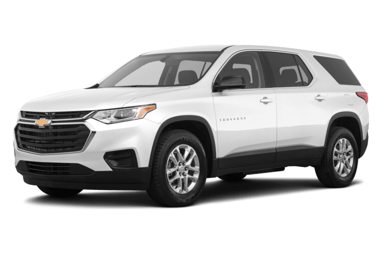 Lease 2021 Chevrolet Traverse LS FWD
