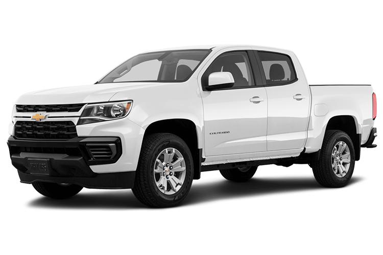 Lease 2021 Chevrolet Colorado LT Crew Cab 4x4