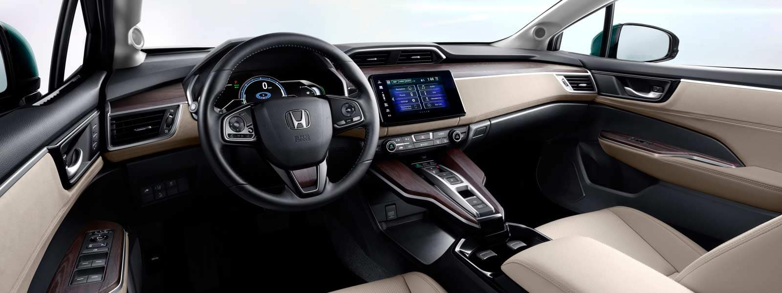 2018 Honda Clarity Plug-In Hybrid | Class Leading All ...