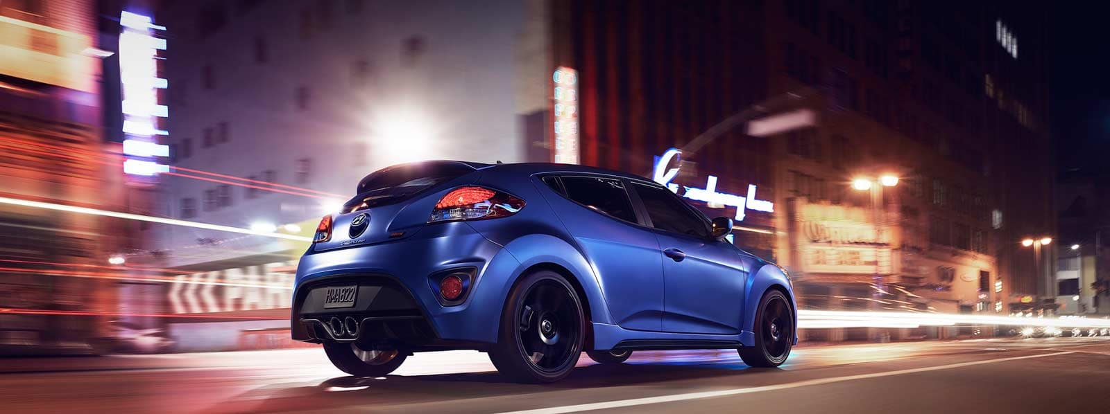 2016 Veloster Rally Edition Blue 0095 Downtown