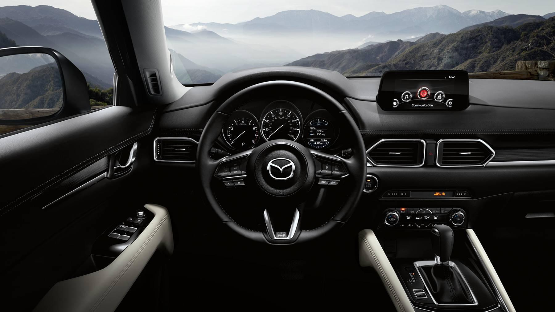 2017 Mazda Cx 5 Interior Lightbox