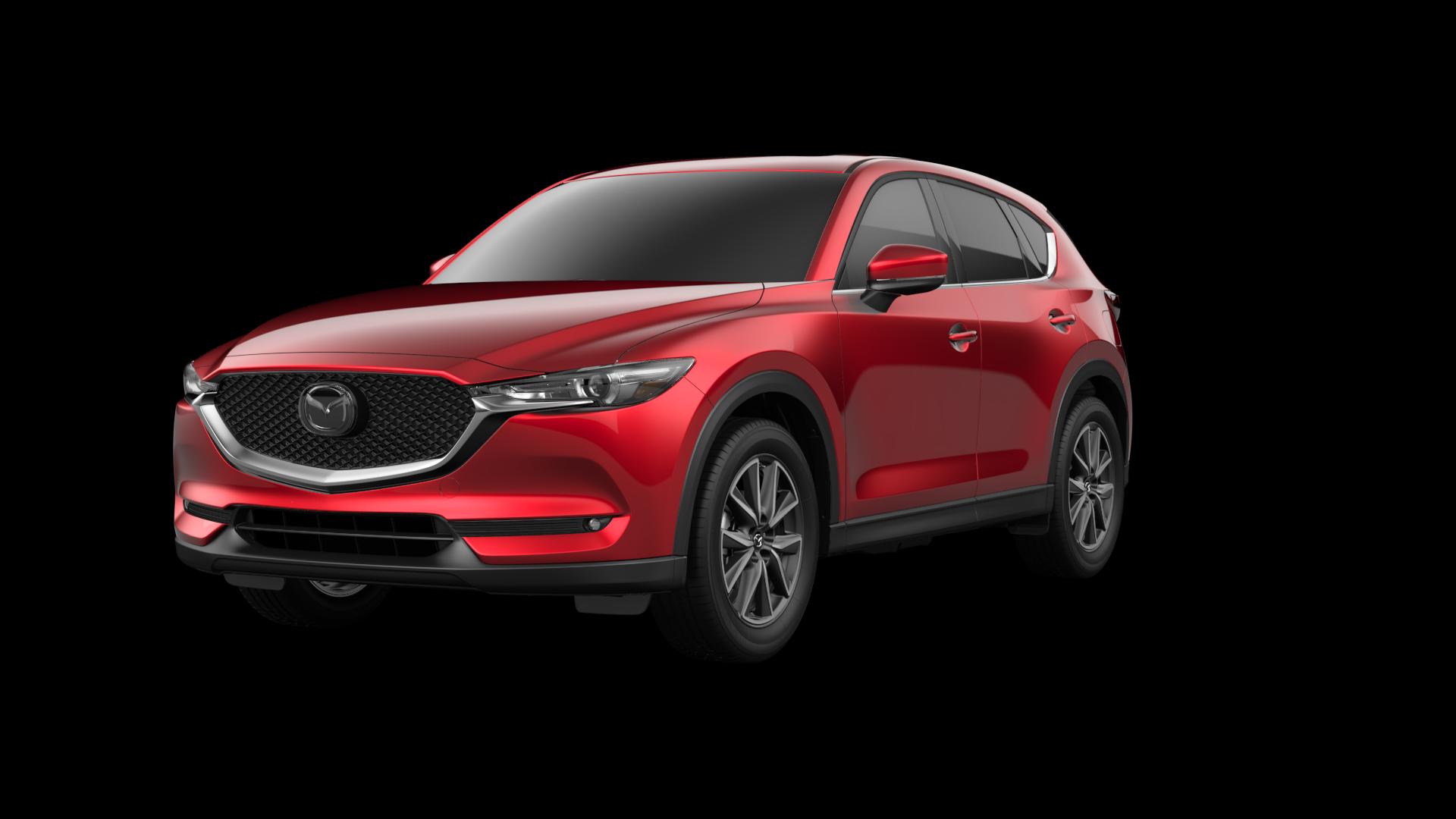 2017 CX-5 Soul Red