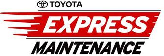 toyota express maintenance logo