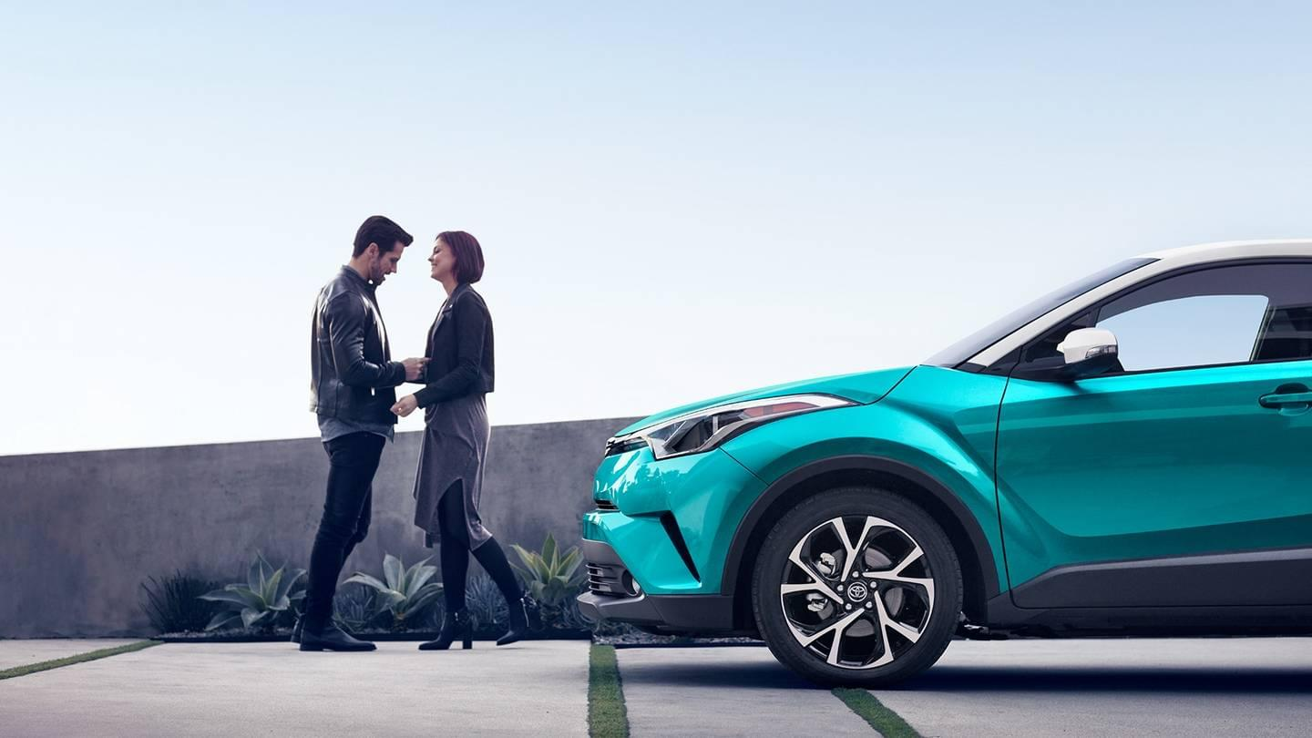 Toyota Certified Pre Owned >> 2018 Toyota C-HR Exterior Lightbox