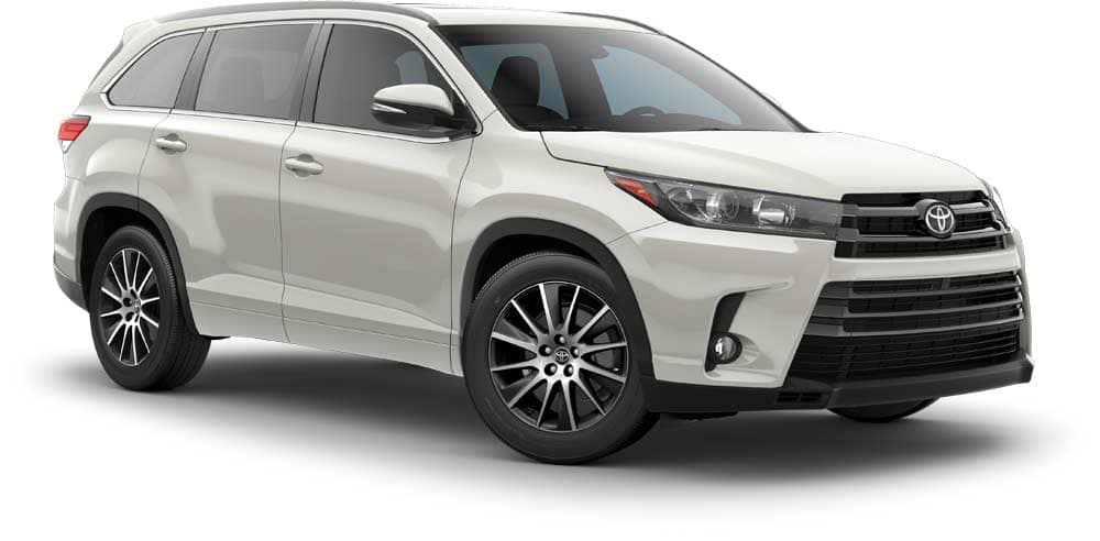 2018 Toyota Highlander Car And Driver 20172018 Toyota