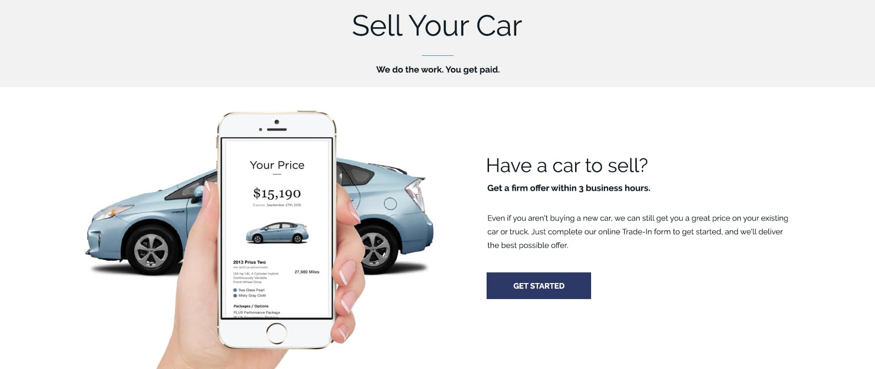 Car & Truck Trade-In Value | Grappone Toyota near Concord