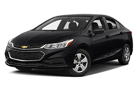 Chevy Cruze in Black