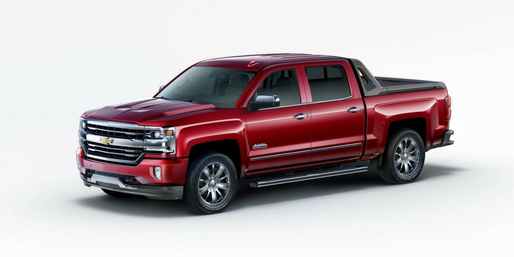 2017 Chevrolet Silverado 1500 Price Mpg Safety Performance More