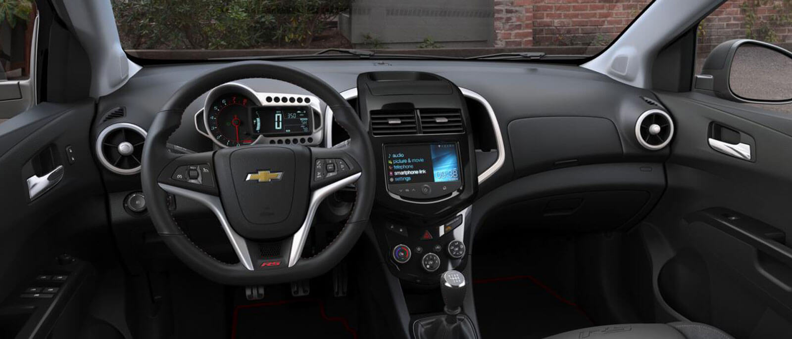 2016 Chevrolet Sonic From Gregg Young Chevrolet Norwalk