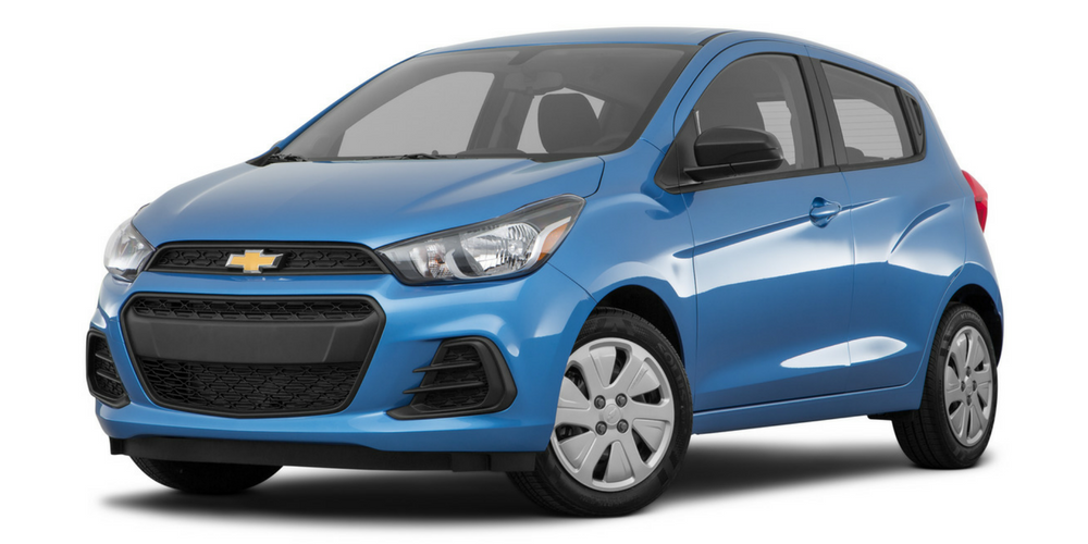 Gregg Young Chevrolet >> 2017 Chevrolet Spark Info | Price, Lineup, Safety Features & More