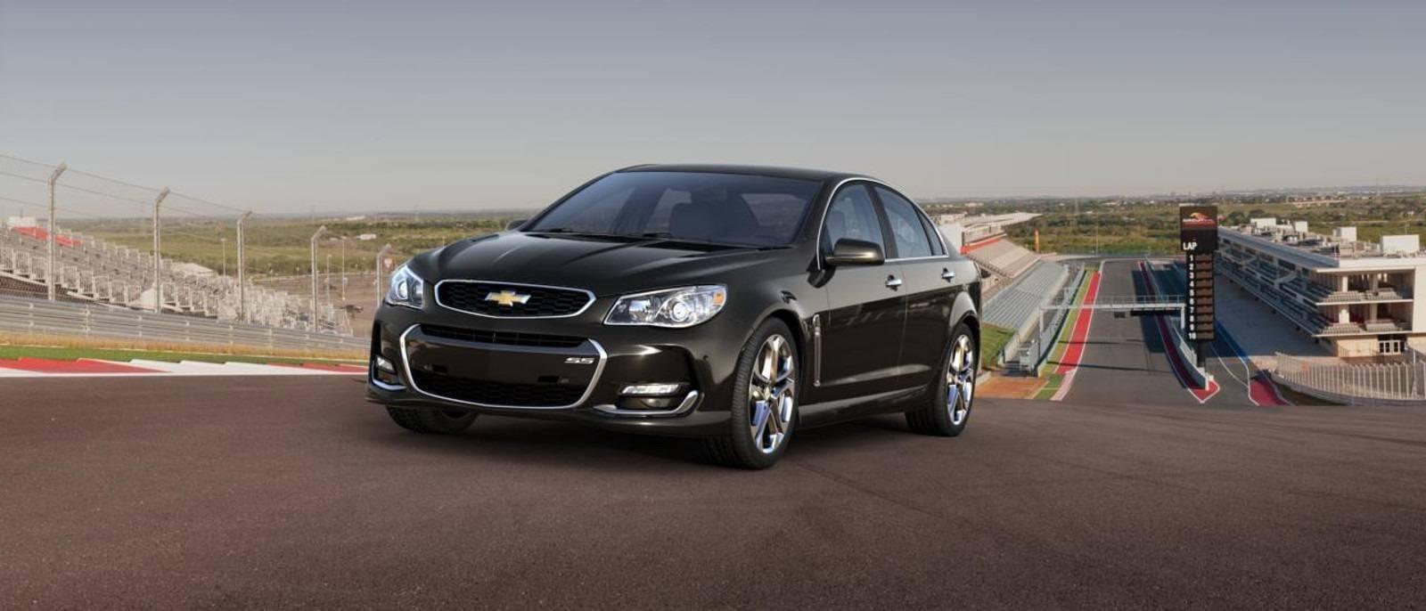 2017 Chevrolet SS Info   Price, MPG, Trims, Exterior, Performance