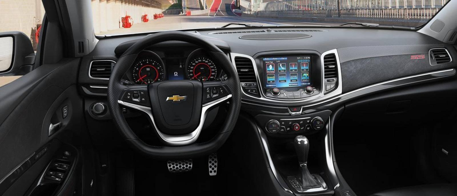 2017 Chevrolet Ss Info Price Mpg Trims Exterior Performance