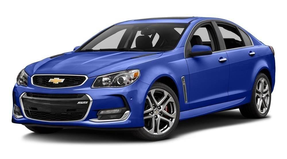 2017 chevrolet ss info price mpg trims exterior performance 2017 chevy ss blue publicscrutiny Gallery