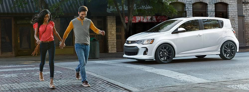 2017 Chevy Sonic Exterior Design And Features Gregg Young Chevy Norwalk