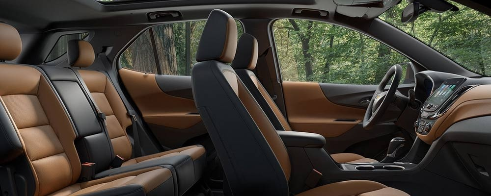 Gregg Young Chevrolet >> 2018 Chevrolet Equinox Interior Design & Features | Gregg Young Chevy Norwalk