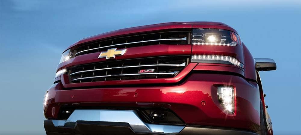 What Are The 2018 Chevrolet Silverado Trim Levels