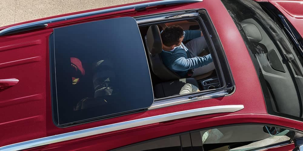 2019 Chevrolet Equinox sunroof