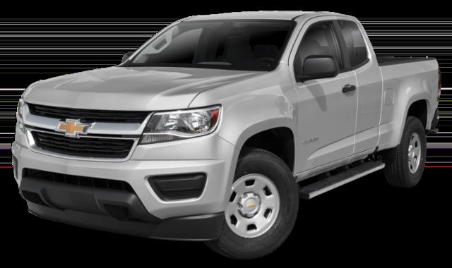 Silver 2019 Chevrolet Colorado thumbnail