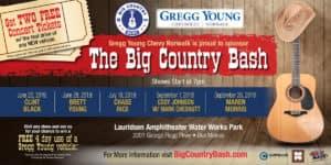 Big Country Bash