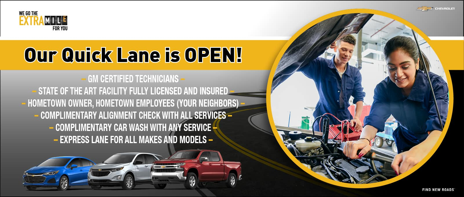 Quick Lane Service