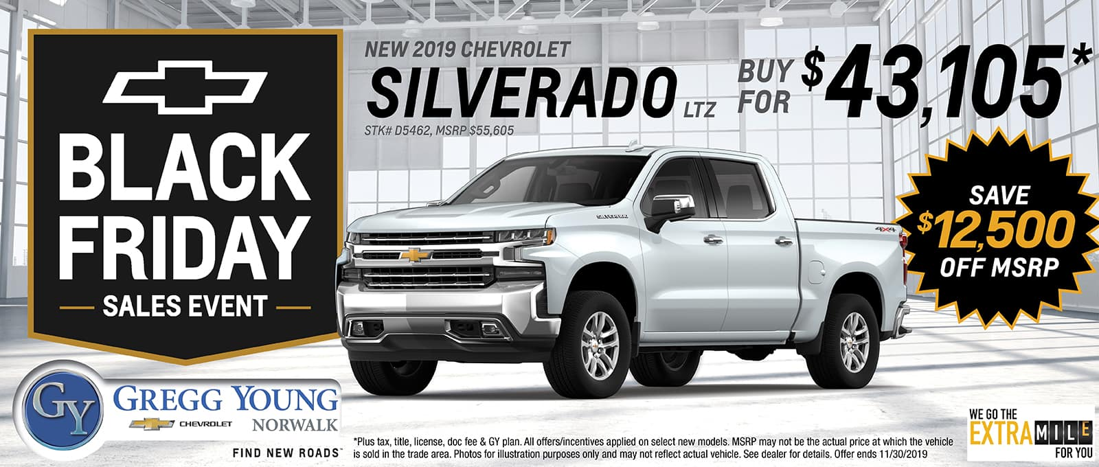 2019 Chevy Silverado