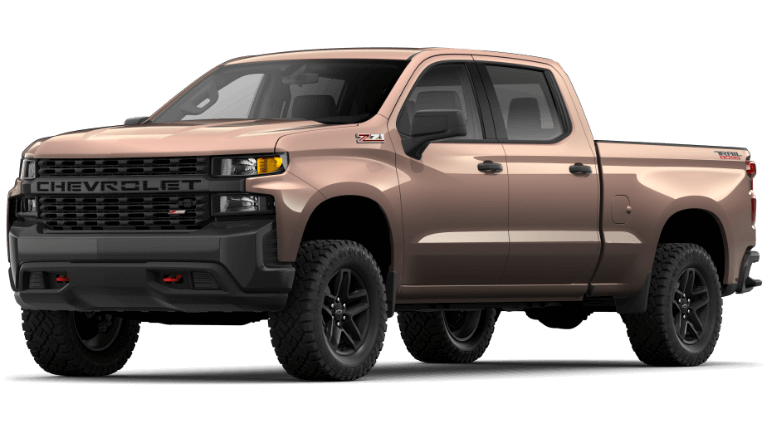 2020 Chevy Silverado 1500 Custom Trail Boss