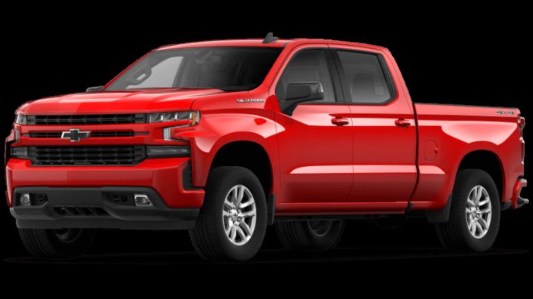 2020 Chevy Silverado Trim Levels Lt Vs Ltz Vs Rst Vs Trail Boss