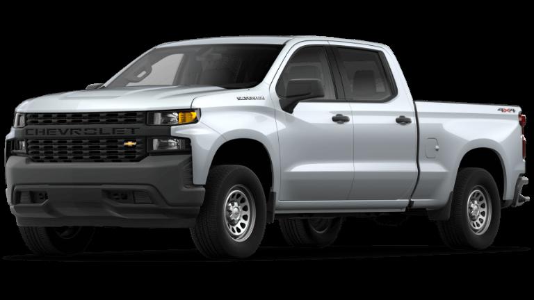 2020 Chevy Silverado 1500 Work Truck