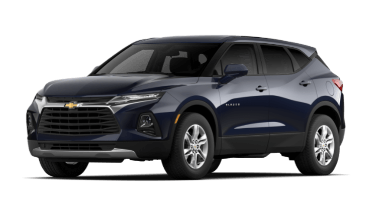 2020 Chevrolet Blazer - Midnight Blue