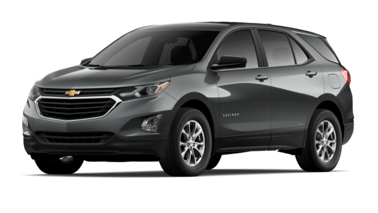 2020 Chevrolet Equinox - Nightfall Gray