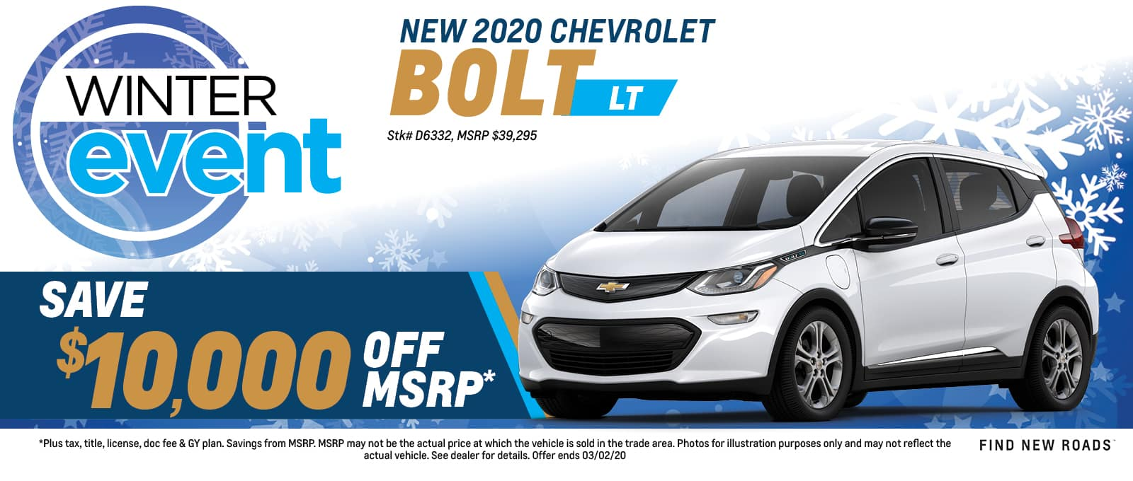 2020 Chevy Bolt