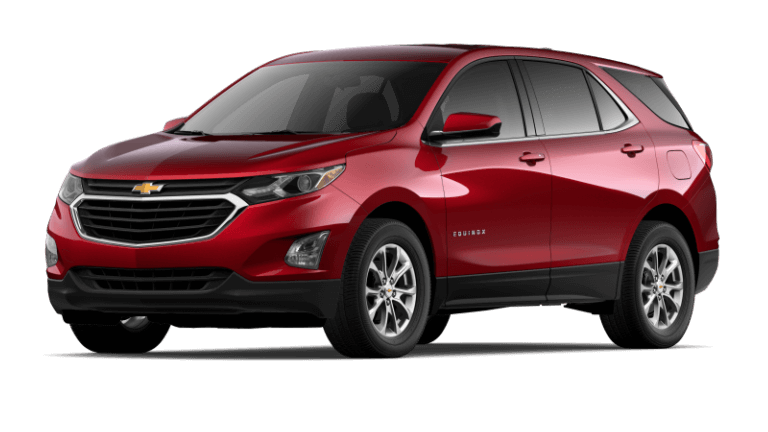 2020 Chevrolet Equinox LT - Cajun Red