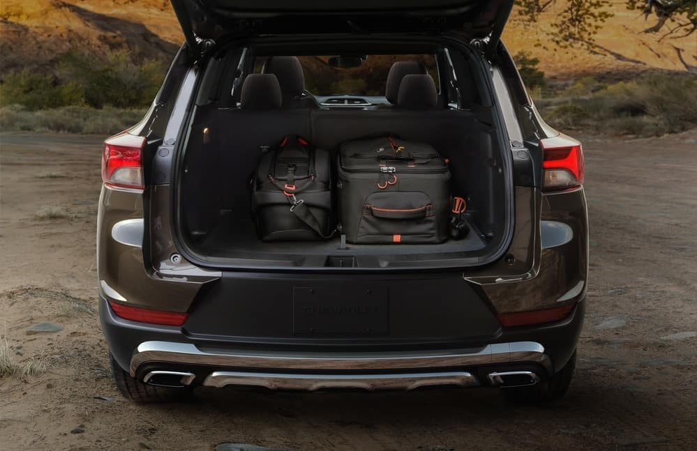 2021 Chevy Trailblazer Vs 2020 Chevy Equinox Size Cargo Space Features