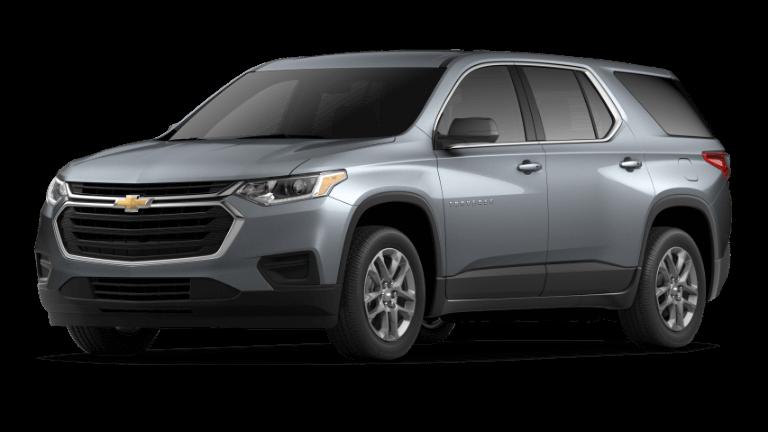 2020 Chevy Traverse LS trim