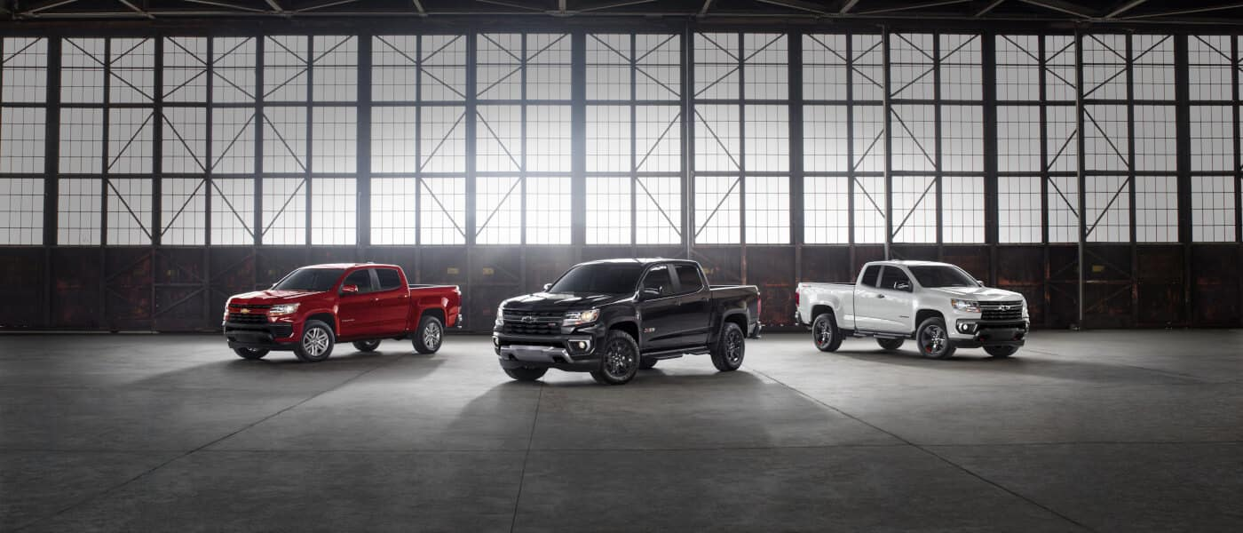 2021 Chevy Colorado review