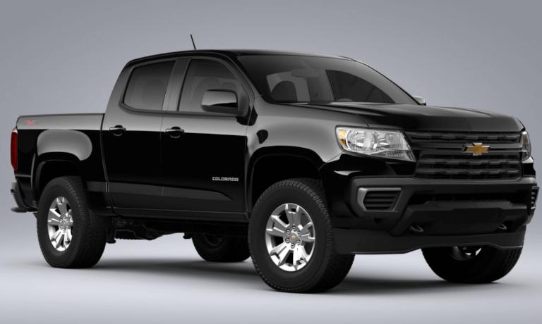 2021 Chevy Colorado LT