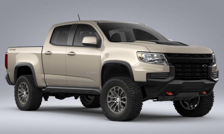 2021 Chevy Colorado ZR2