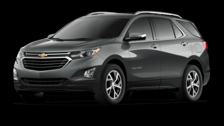 Incoming 2021 Chevy Equinox Vehicles