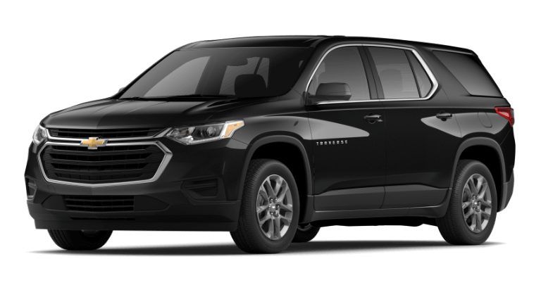 2021 Chevy Traverse LS